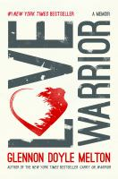 Cover art for Love Warrior