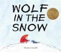 Cover Art for Wolf in the Snow