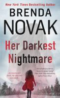 Cover art for Her Darkest Nightmare