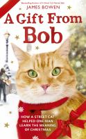 Cover of A Gift from Bob