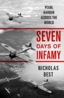 Cover art for Seven Days of Infamy