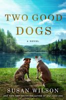 Cover art for Two Good Dogs