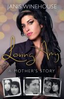 Cover art for Loving Amy