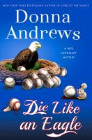 Cover art for Die Like an Eagle