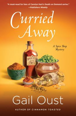 cover of Curried Away