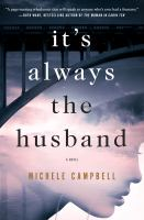 Cover art for It's Always the Husband