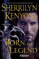 Cover art for Born of Legend