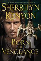 Cover art for Born of Vengeance