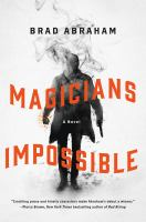 Cover art for Magicians Impossible