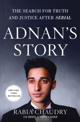 Cover of Adnan's Story.
