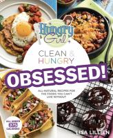 Cover art for Hungry Girl Clean & Hungry Obsessed