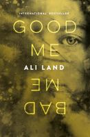 Cover Art for Good Me, Bad Me