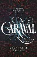 Cover art for Caraval