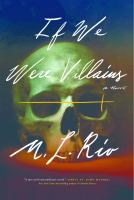 Cover art for If We Were Villains