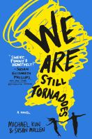 Cover art for We Are Still Tornadoes