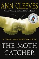 Cover art for The Moth Catcher