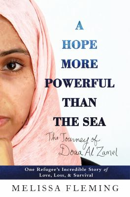 cover art for A hope more powerful than the sea