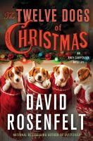 Cover art for The Twelve Dogs of Christmas