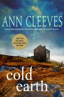 Cold Earth by Cleeves, Ann © 2017 (Added: 6/19/17)
