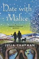 Date With Malice by Chapman, Julia © 2018 (Added: 4/11/18)