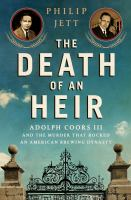 Cover art for The Death of an Heir