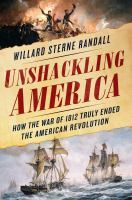 Cover art for Unshackling America