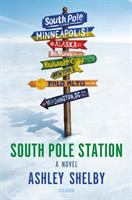 Cover art for South Pole Station