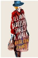 Cover art for Lillian Boxfish Takes a Walk
