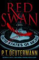 Cover art for Red Swan
