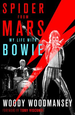 cover of Spider From Mars: My Life with Bowie