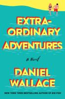 Cover art for Extra-Ordinary Adventures