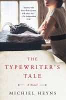 Cover art for The Typewriter's Tale