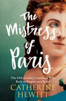 Cover art for The Mistress of Paris