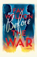 Cover art for Before the War