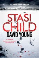 Cover art for Stasi Child