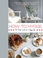 Cover art for How to Hygge