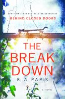 Cover Art for The Break Down