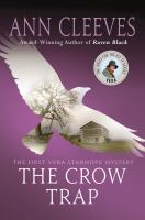 Cover art for The Crow Trap