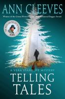 Cover art for Telling Tales