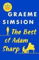Cover art for The Best of Adam Sharp