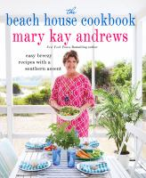 Cover art for The Beach House Cookbook