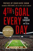Cover art for 4th and Goal Every Day