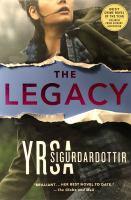 The Legacy by Yrsa Sigurºardâottir © 2018 (Added: 2/13/18)