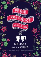 Cover art for Pride and Prejudice and Mistletoe