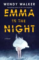 Cover art for Emma in the Night
