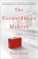 Cover art for The Coincidence Makers
