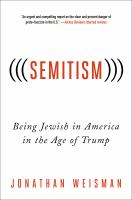 Cover art for Semitism