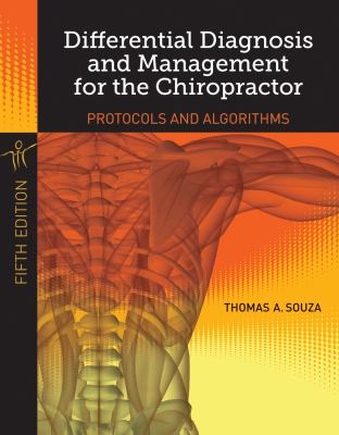 Book cover links to Differential diagnosis and management for the chiropractor by Souza