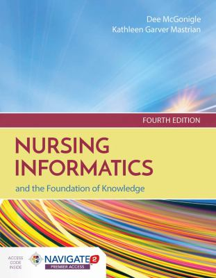 Nursing Informatics book cover
