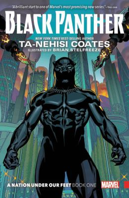 cover of Black Panther 1: A Nation Under Our Feet